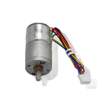 Mini DC Stepper Gear Motor para cámara IP