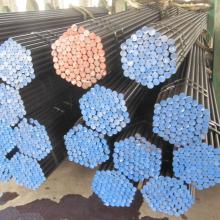 Seamless steel tube for lifting machinery