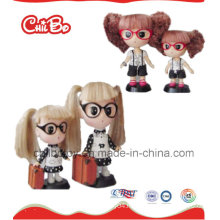 China Hot Selling Educational Doll for Girls (CB-BD012)