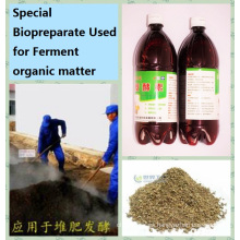 Inoculante microbiano para descomponer materias orgánicas (abono orgánico casero)