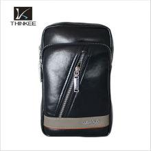fashion leather motorcycle leg bag tactical leg bag military leg bag