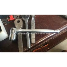21mm Aluminium Alloy Ratchet Wrench
