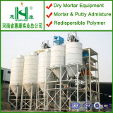 China turnkey solution dry mix powder production line with dryer machine