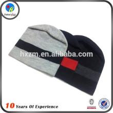 Chapeau de laine tricotée en hiver pour homme
