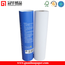 SGS China Fabricante 210mm de ancho de papel de fax térmico