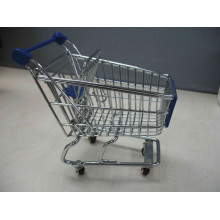 CE Certificated mini supermarket cart