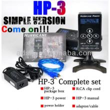 HP-3, huracán HP3 LCD digital tatuaje fuente de alimentación pantalla táctil