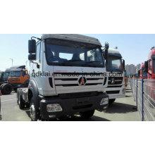 Camión de cabeza de tractor Beiben Ng80 6X4 para la venta en África occidental Mali