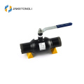 china manufacturing JKTL carbon steel forged ball needle valve