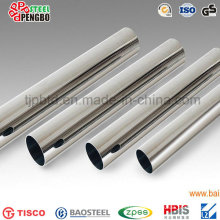 Barre creuse en acier inoxydable ASTM A511 Tp321 à Tianjin