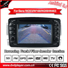 Hualingan Android 5.1.1 System Car DVD for Mercedes-Benz Vaneo
