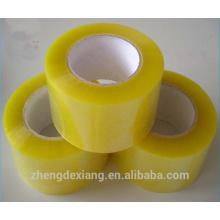 Customized clear customises dekorative klebstoff verpackung gefahr benutzerdefinierte gedruckt kanal maskierung gewebtes band rollen washi washy tape