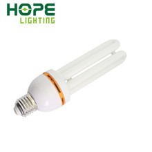 30W E27 10000k Люминесцентная лампа U Tube Энергосберегающая лампа