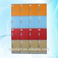 École moderne de conception / casier en plastique verrouillable d'ABS de gymnase