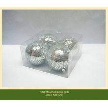 Plastic Glass Small Mosaic Decoration Balls Wholesale