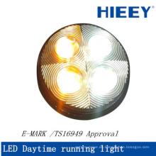 3 '' LED redondo de la luz corriente del día IP67 LED que funciona la lámpara para el carro