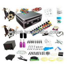 Full set Tattoo Machine kit with 2 machines