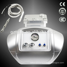 2 in 1micro crystal diamond dermabrasion machine for exfoliating scrub