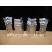 Produits d'extrusion en aluminium