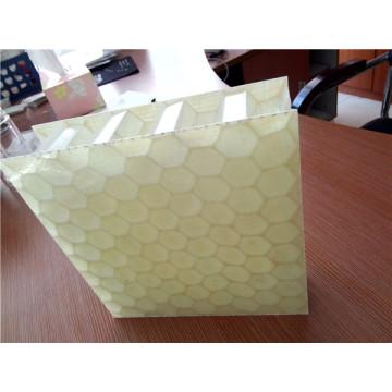 25mm Fiberglass PP Honeycomb Panels