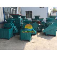 Alta eficiencia hidráulica lignito, máquina de la briqueta de lignito en venta