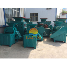 High Efficient Hydraulic Brown Coal, Lignite Briquette Machine for Sale