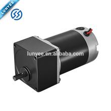 Motor escovado elétrico da engrenagem da CC de 90v 15w com engrenagem de redução