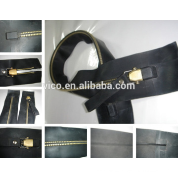 TPU airtight zipper