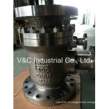 Válvula de recirculación automática con cuerpo A105