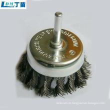 escova de arame ajustável durável para limpeza de sujeira