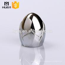 zamac perfume egg shape cap