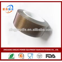 Ruban adhésif non adhésif Ruban adhésif en fibre de verre de haute qualitéPTFE