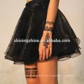 2016 neue Mode temporäre Metall Tattoo-Aufkleber für Haar und Körper