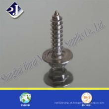 Parafuso sextavado da flange do aço inoxidável principal do produto