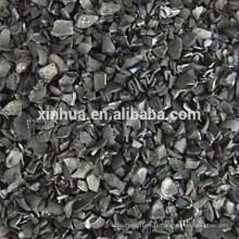 eaux usées coquille de coco charbon actif