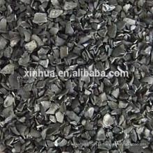 águas residuais carvão activado com casco de coco