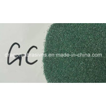 Green Silicon Carbide for Grinding Wheels, Refractory, and Ceramics