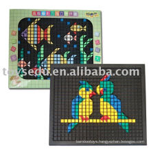 DIY Toys Puzzle,3D Educational Plastic Toy