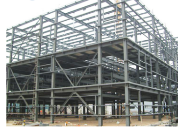 Steel Structure Residential Building