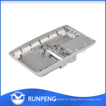 Custom die casting aluminium enclosures for motor