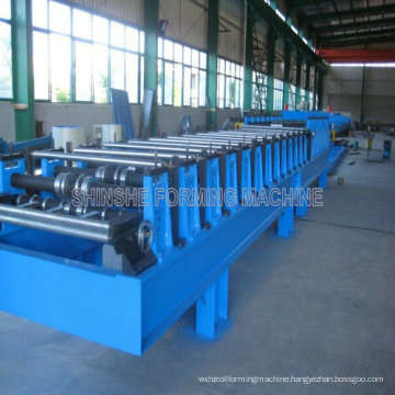 Steel Color Roofing Roll Forming Machines