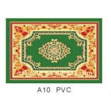 Tapis confortable imprimé en PVC