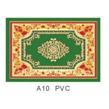 PVC bedruckter Teppich komfortabler Teppich