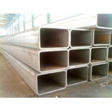 parede espessa retangular de seção oca tubo