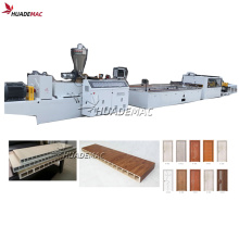 pvc wpc door frame board extruder line