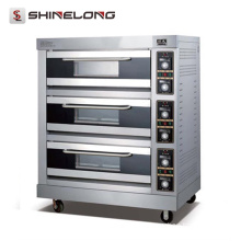 Full Series Bakery Equipment Professional Large Scale High Quality Pizza Hut Pizza Oven