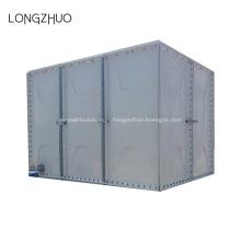 Tanque parafusado do conjunto FRP do painel modular da fibra de vidro