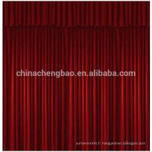 La Chine a utilisé des rideaux de scène à vendre