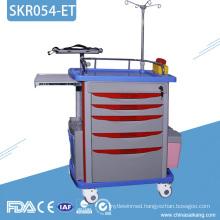 SKR054-ET ABS Transfer Nursing Emergency Treatment Trolley