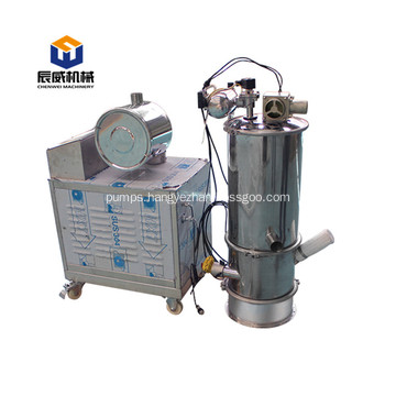 pneumat grain vacuum pump conveyor machine